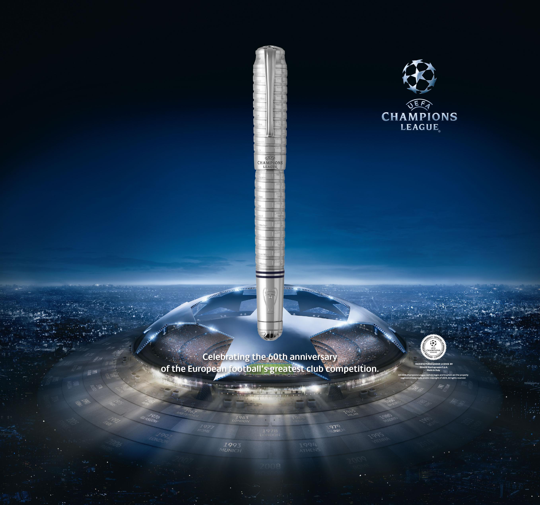 EDICIONES ESPECIALES MONTEGRAPPA UEFA CHAMPIONS LEAGUE